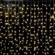 Световой занавес Feron CL18 32323 IP44 1,5*1,5м теплый свет постоянное свечение