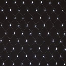 Сеть светодиодная Eurosvet 300-001 1,5*1,5 белый свет, разные режимы работы IP20