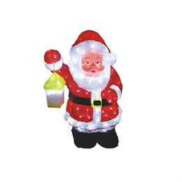 """Световая акриловая фигура """"Дед Мороз"""", 6021, 46 см, IP44"""