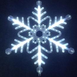 """Световая фигура """"Снежинка"""" D6031 с контроллером D72см IP44"""