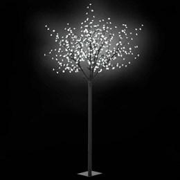 """Светодиодное дерево """"Сакура"""" 2,5м, String light D6202 белый свет IP44"""