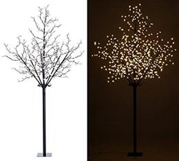 "Светодиодное дерево ""Сакура"" 2,5м, String light D6202 теплый свет IP44"