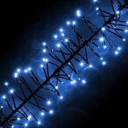 Гирлянда Мишура 2,5м D3101 B синий свет IP20 постоянное свечение