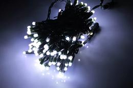 """Гирлянда  """"LED Стринг Лайт"""" outdoor 10м IP44 белый свет, постоянного свечения"""