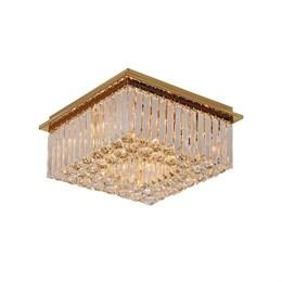 Потолочная люстра 8500 8520/PL gold