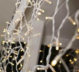 Бахрома IL-Led -180 Wwhite Steady 5*0,5м, теплый свет, постоянного свечения, IP44