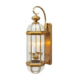 Настенный фонарь уличный Мидос 802020504