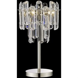 Интерьерная настольная лампа Lazzara WE107.03.104