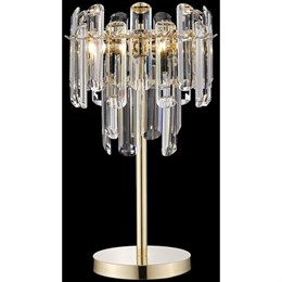 Интерьерная настольная лампа Lazzara WE107.03.304