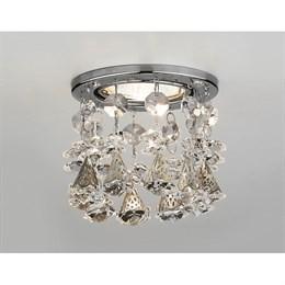 Точечный светильник K2071 K2233 CH/CL
