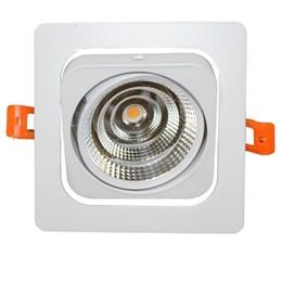 Точечный светильник Fostis LDC 8064-SS-7WCOB-L98*W98 SL