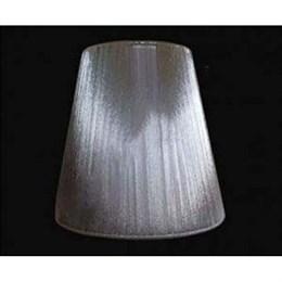 Абажур 3100 Абажур к 3101/FL Серебристый гладкий с серебряной