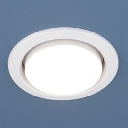 Точечный светильник 1035 1035 GX53 WH белый