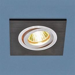 Точечный светильник 1051 1051/1 BK черный