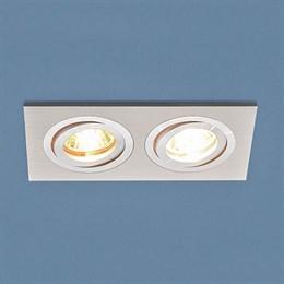 Точечный светильник 1051 1051/2 WH белый