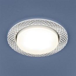 Точечный светильник 1071 GX53 1071 GX53 WH белый