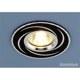 Точечный светильник 20021 2002 MR16 BK/SL черный/серебро