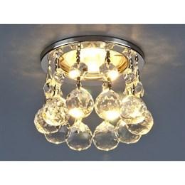 Точечный светильник 2051 2051 MR16 CH/CL хром/прозрачный
