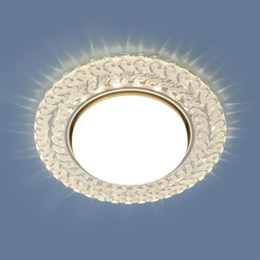 Точечный светильник 3027 3027 GX53 CL прозрачный