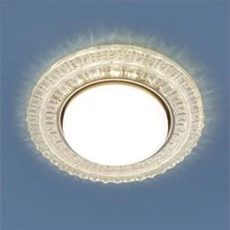 Точечный светильник 3028 3028 GX53 CL прозрачный