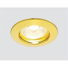 Точечный светильник Литье Штамповка 863A GD