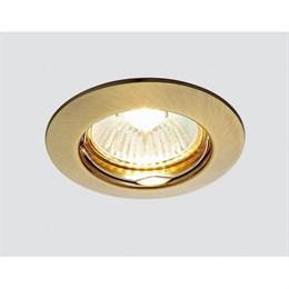 Точечный светильник Литье Штамповка 863A SB