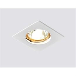 Точечный светильник Литье Штамповка 866A WH