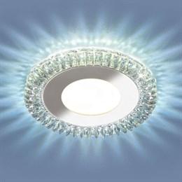 Точечный светильник 9908-9909 9908 LED 8W CL прозрачный