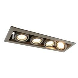 Точечный светильник Cardani  Piccolo A5941PL-4GY