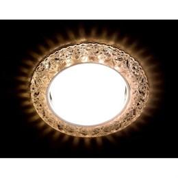 Точечный светильник Gx53 Led G308 CL/WW