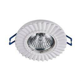 Точечный светильник Gyps Classic DL281-1-01-W