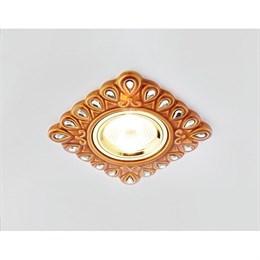 Точечный светильник Дизайн С Узором И Орнаментом Гипс D5550 SB/CL