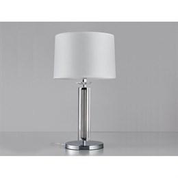Интерьерная настольная лампа 4400 4401/T chrome без абажура