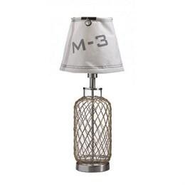 Интерьерная настольная лампа Cape Horn 104750+104747