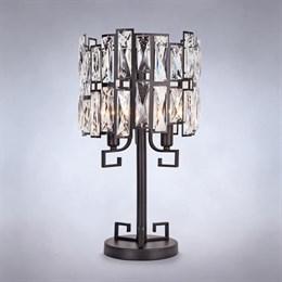 Интерьерная настольная лампа Frammenti 01093/3 Strotskis