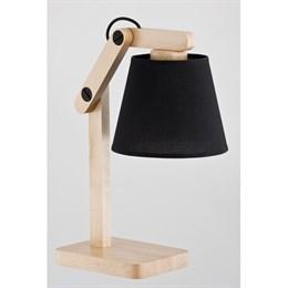 Интерьерная настольная лампа Joga Black 22718