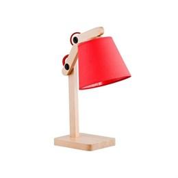 Интерьерная настольная лампа Joga Red 22248
