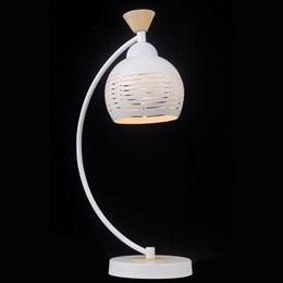Интерьерная настольная лампа Stuttgart STUTTGART 81052-1T MATT WHITE