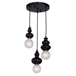 Подвесной светильник Bibili 1682-3P