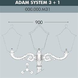 Консоль Adam 000.000.M31.A0
