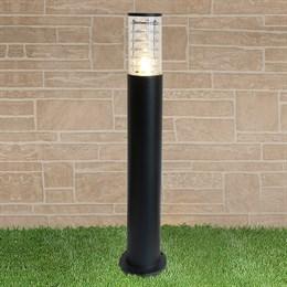 Наземный светильник Strada 1507 TECHNO черный
