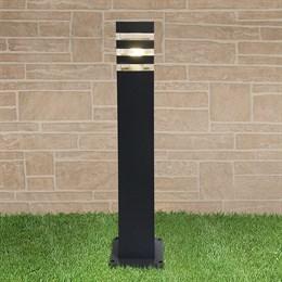Наземный светильник Ignis 1550 TECHNO черный