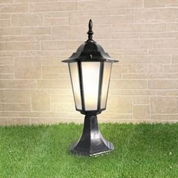Наземный фонарь Claro GL 1004S черное золото