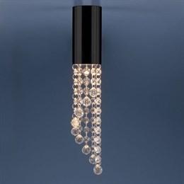 Точечный светильник 1083 1083 GU10 BK черный