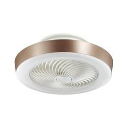Настенно-потолочный светильник Fan Brown 3035/72EL