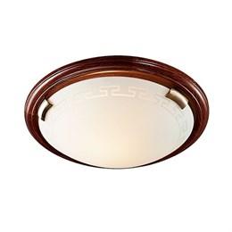 Настенно-потолочный светильник Greca Wood 160/K