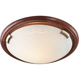 Настенно-потолочный светильник Greca Wood 260