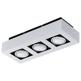 Настенно-потолочный светильник Loke 1 91354