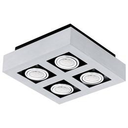 Настенно-потолочный светильник Loke 1 91355