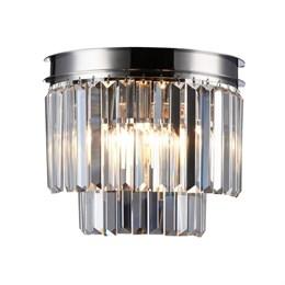 Настенный светильник 31100 31101/A nickel
